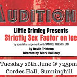 Strictly Sex Factor on Ice Auditions