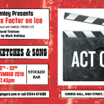 Strictly Sex Factor (On Ice) – Act 1 Sketches
