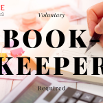 oluntary Book Keeper Required
